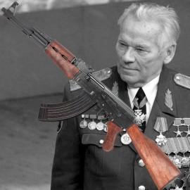Fusil d'Assaut AK47 Kalachnikov