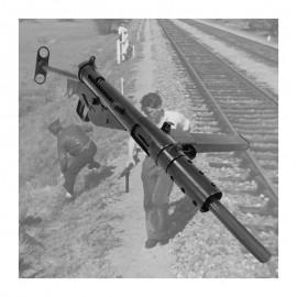 Pistolet Mitrailleur Sten Mark 2