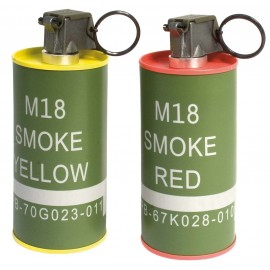 Grenade fumigène M18 Factice