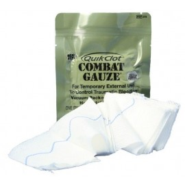 Quikclot Combat Z-Fold Gauze Hemostatic Dressing