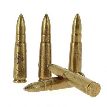 Lot de 6 balles factices pour AK47