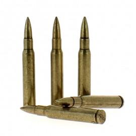 Lot de 5 Balles factices pour fusil Garand