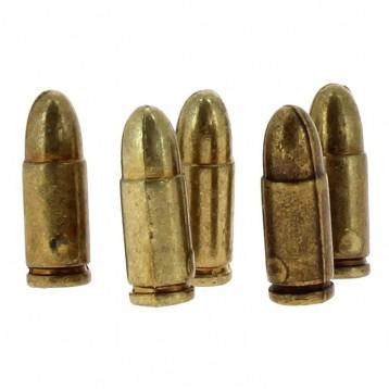 Lot de 6 Balles factices pour fusil MP40
