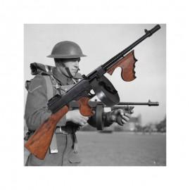 Pistolet mitrailleur Thompson M1928A1