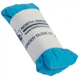 Kit de 25 paires de Gants Nitrile Responder Bleu