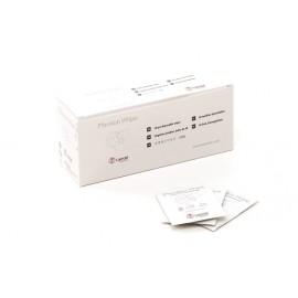 Pochettes désinfectantes, boîte de 50