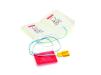 Electrodes de formation pédiatriques  pour AED trainer 2