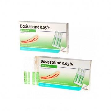 Monodoses Antiseptique - Désinfectant