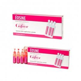 Monodoses Éosine - Désinfectant