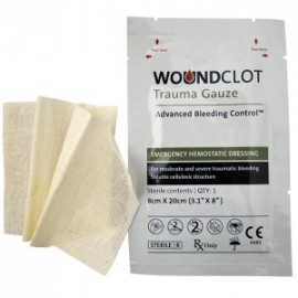 Pansement Hémostatique Woundclot