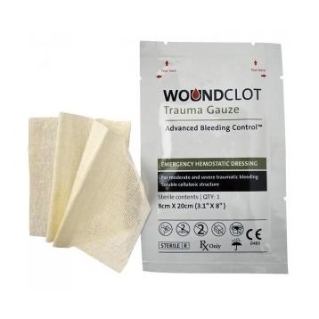 Pansement Hémostatique Woundclot