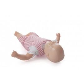 Mannequin Baby Anne avec Sac Souple
